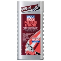 Polieren & Wachs (polirolis su vašku) (600 ml)