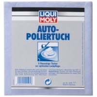 Auto Poliertuch (bajinės poliravimo servetėlės)(5 vnt.)