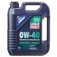 Synthoil Energy 0W-40 (5 litrai)