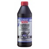 Vollsynthetisches Hypoid-Getriebeöl (GL5) LS SAE 75W-140 (1 litras)