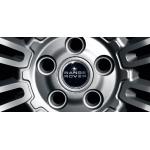 LR027409 'Range Rover' lengvojo lydynio ratlankių dangtelių komplektas