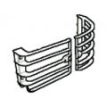 STC8504AB Galinių žibintų apsauginės grotelės