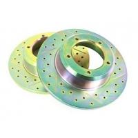 LR017951CDG (FRC7329) Priekiniai stabdžių diskai (perforuoti)(2 vnt.)(Defender, Discovery 1, RR Classic)