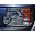 VUB501200 Priekinių žibintų apsauginės grotelės (Discovery 3)
