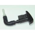 AMR5257 Priekinio stiklo apiplovimo purkštukas (vieno išėjimo)