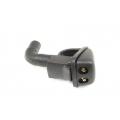 DNJ100750 Priekinio stiklo apiplovimo purkštukas (RR P38) (dviejų išėjimų)