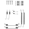 LY1407 Galinių stabdžių kaladėlių montavimo komplektas (Freelander 1)(2000-2006)