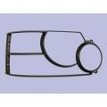 VUB502610 Priekinių žibintų apsauginės grotelės (L322)(2006-)