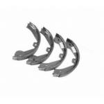 SFS000051 (SFS000050) Rankinio stabdžio kaladėlių komplektas (RR L322)