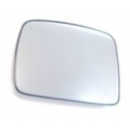 CRD500040 (LR017067) Veidrodžio stiklas (dešinės pusės)(Discovery 3, Freelander 2, RR Sport)
