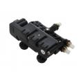 RVH000095 Pneumatinės pakabos vožtuvų blokas (priekinis) (Discovery 3&4, RR Sport)